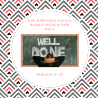 2018 Nebraska School Board Recognition Week