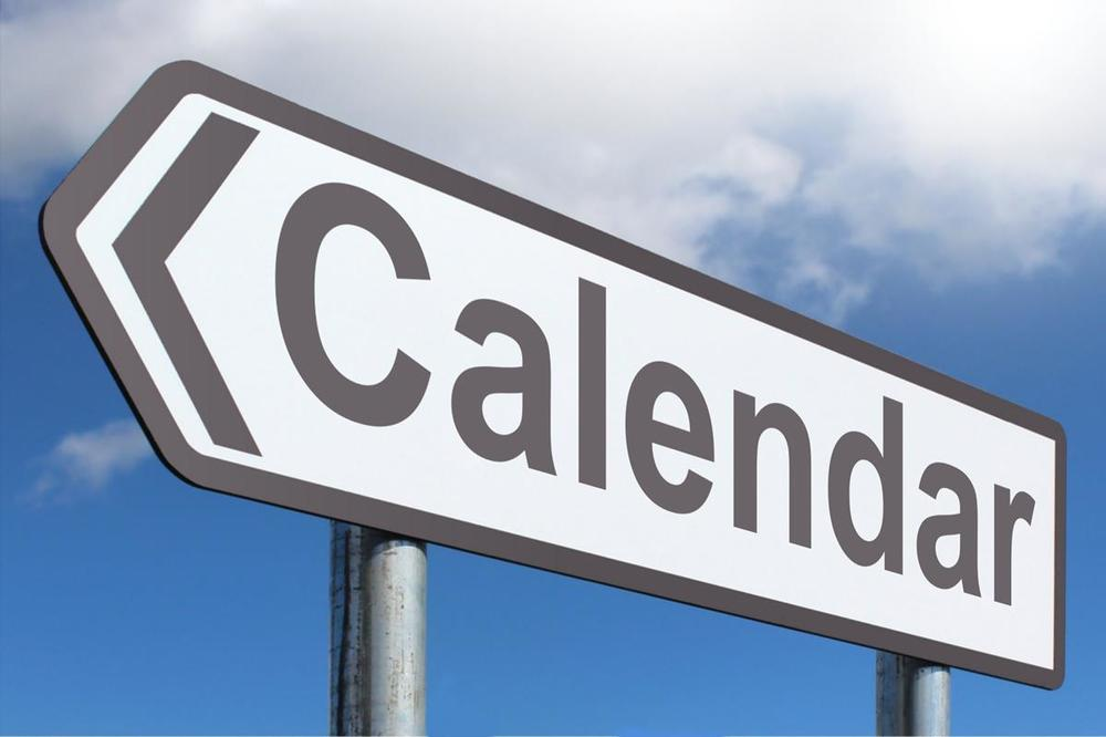 CCS Master Calendars for 2019-2020 and 2020-2021