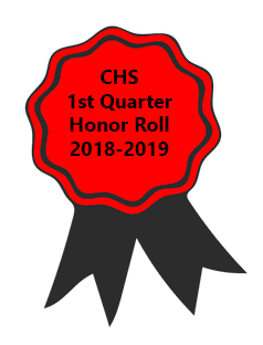 CHS Announces Quarter 1 Honor Roll