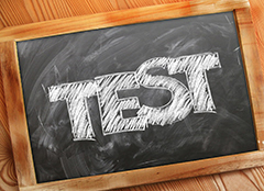 CHS State Testing Scheduled