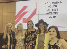 2019 Nebraska Young Artist Award Winners