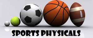 Notice: Sports Physicals for 2020-2021