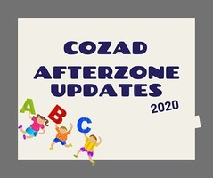 AfterZone Updates & Information Fall 2020