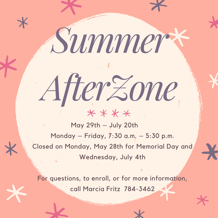 summer afterzone