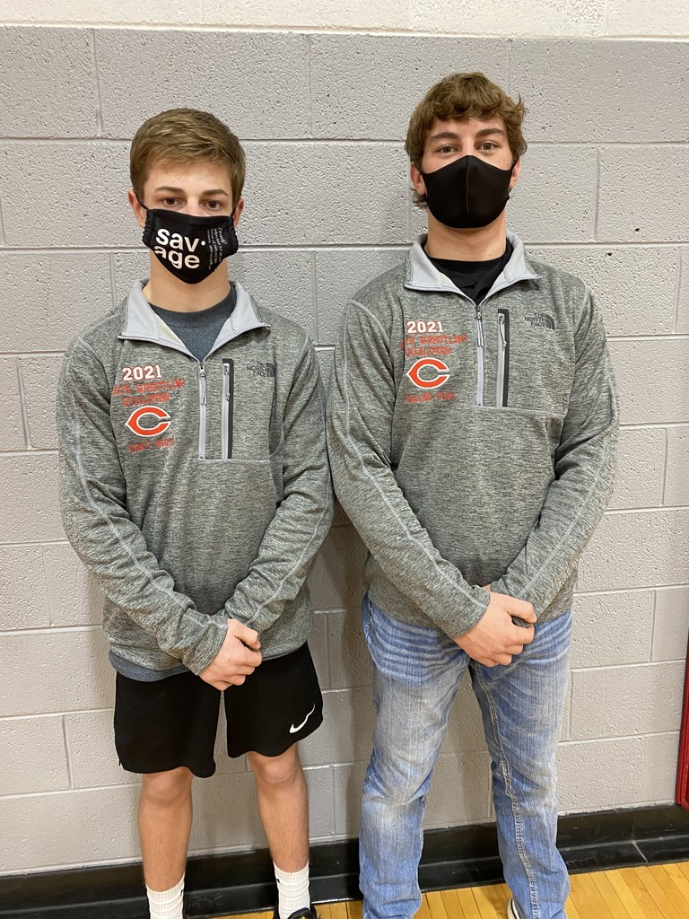 CHS State Wrestlers 2021