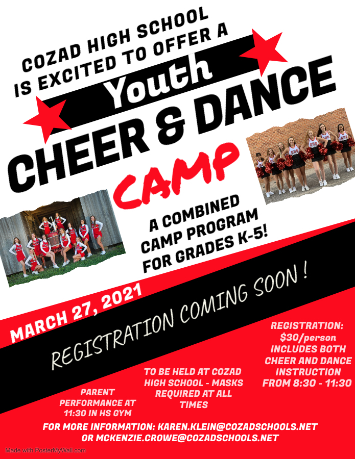 Cheer & Dance Camp
