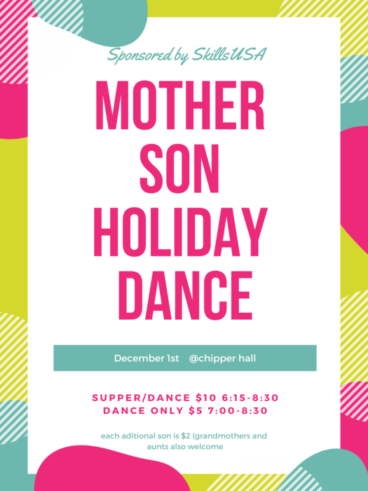 Mother Son Holiday Dance