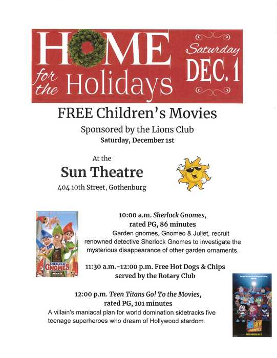 Free Children's Movies