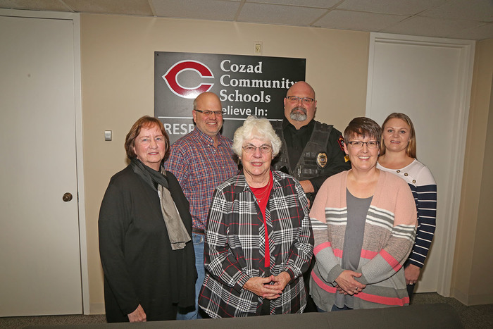 Cozad Board of Education January 2019