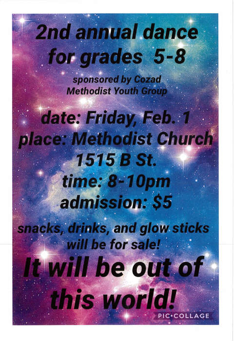 Methodist Youth Group Dance