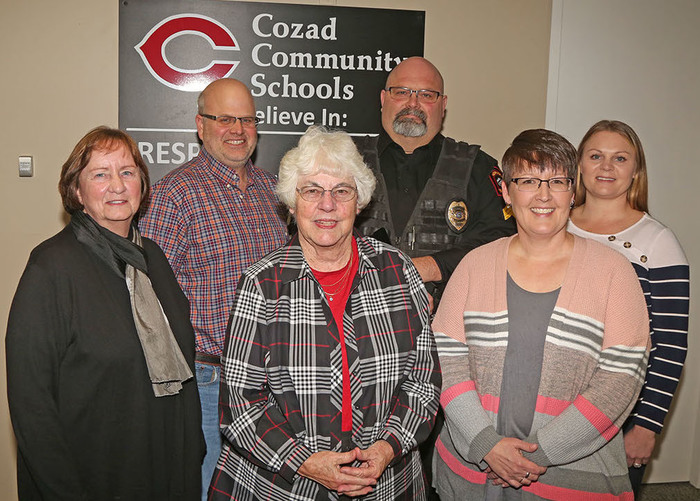 Cozad Community School Board of Education