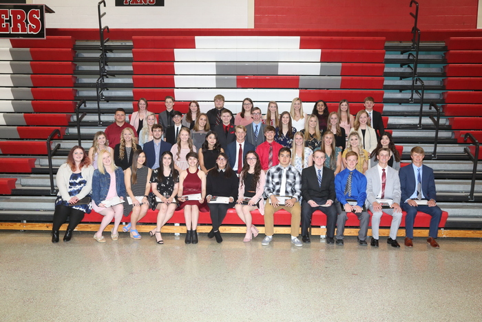 CHS Honor Night 2019