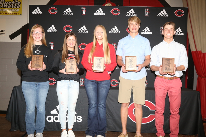 2019 Athletic Awards