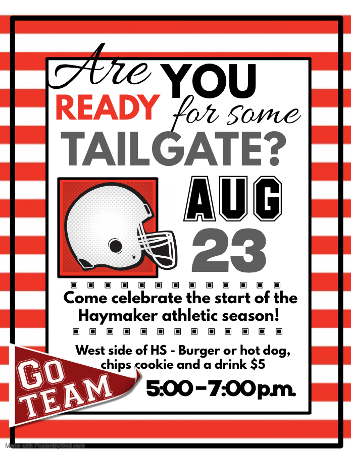 Tailgate August 23