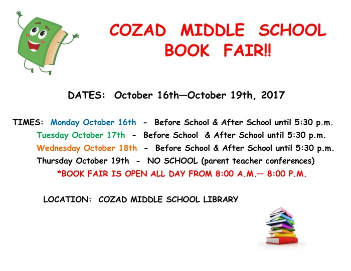 MS Book Fair 2017