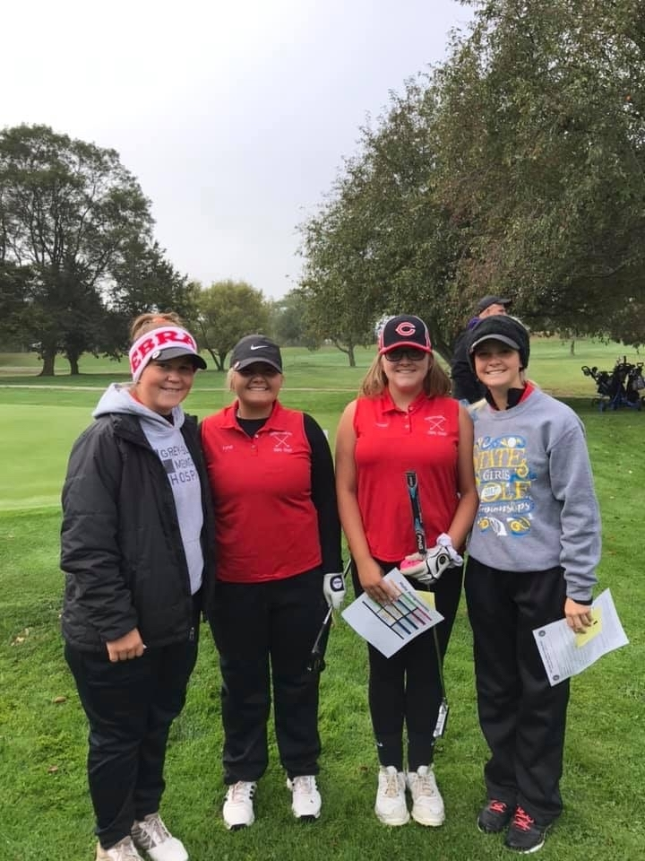 SWC Girls' Golf