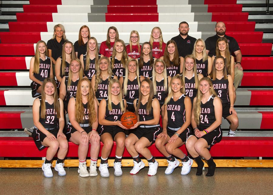 Girls' Basketball 2019-20
