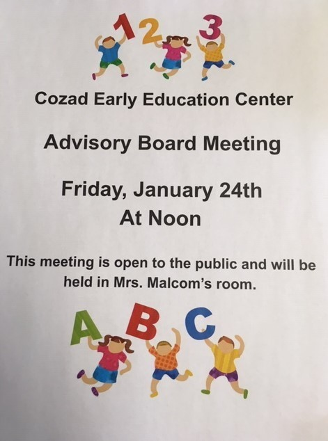 CEEC Advisory Board Meeting