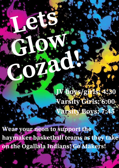 Lets Glow Cozad