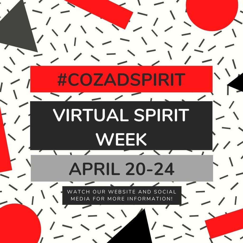 Virtual Spirit Week Coming