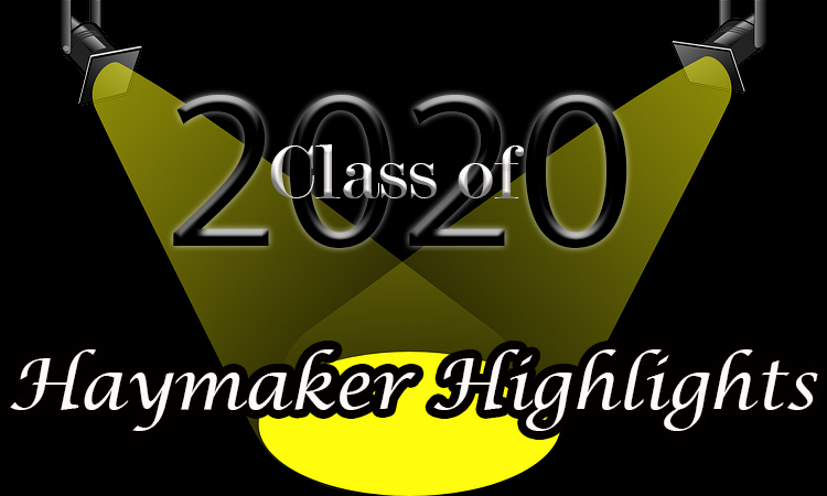 class of 2020 highlights