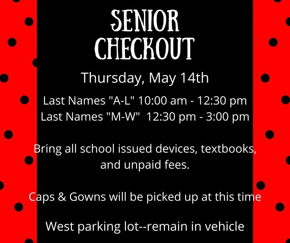 Senior Checkout