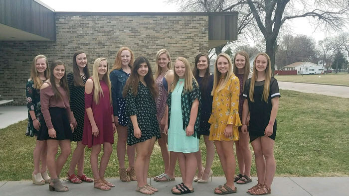 Jazz Dance Team 2018-2019