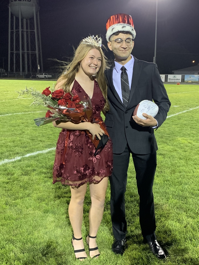 2020 CHS Homecoming Royalty